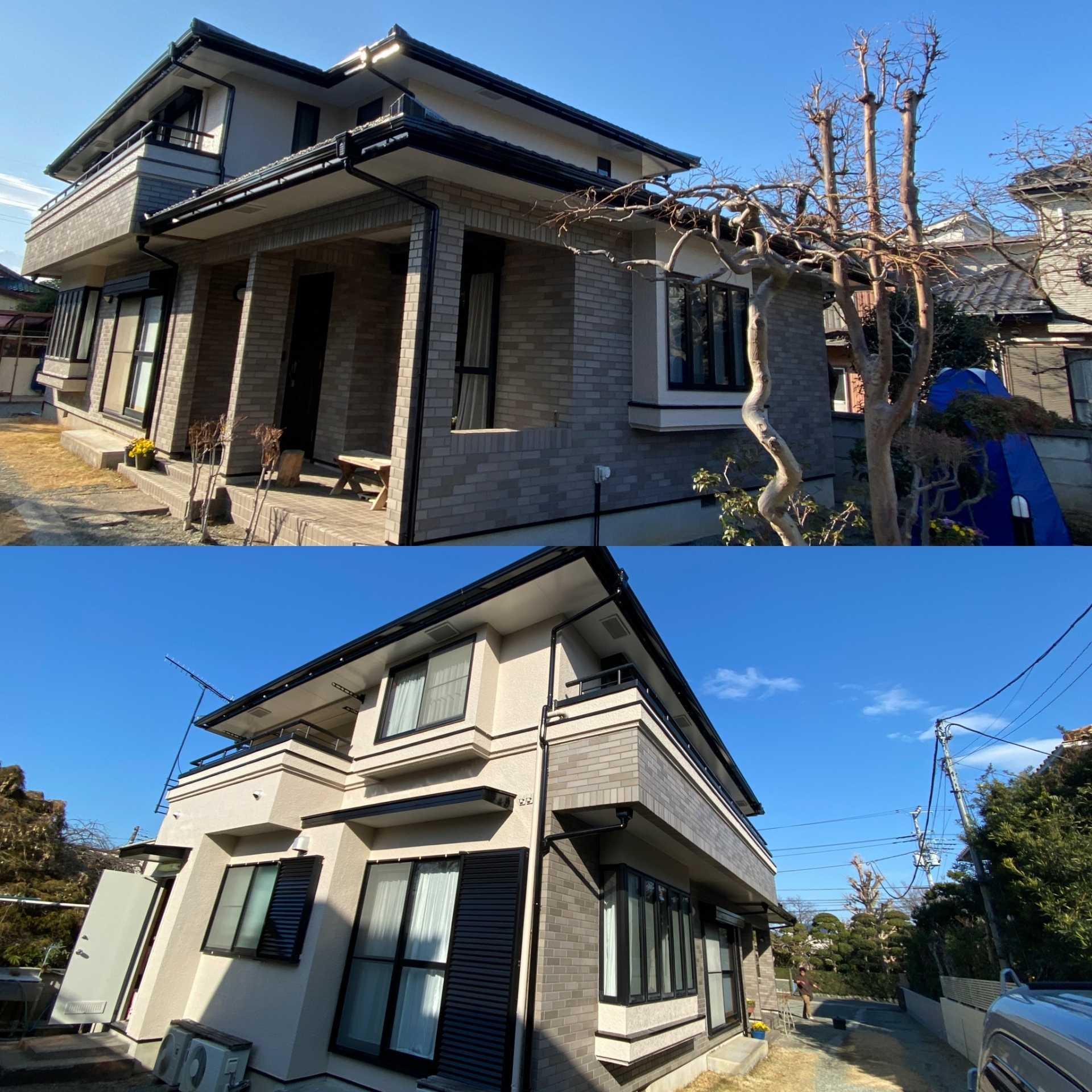 平塚市I様邸|外壁塗装