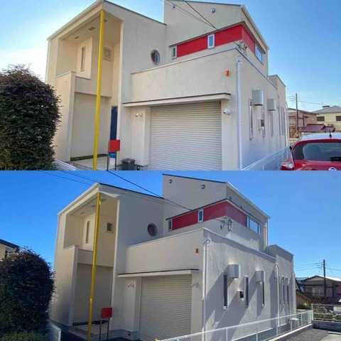 大磯町M様邸|外壁塗装