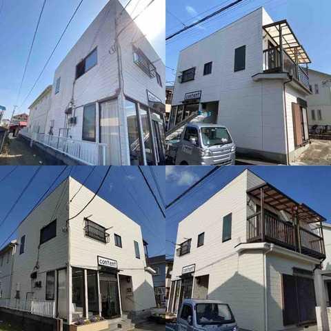 平塚市 店舗の塗装工事